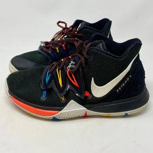 Nike Kyrie 5 x Friends Black Basketball Sneakers